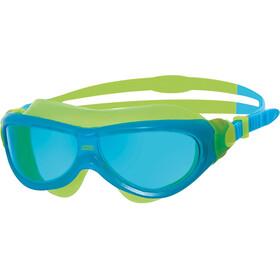 Zoggs Phantom duikbrillen Kinderen groen/blauw